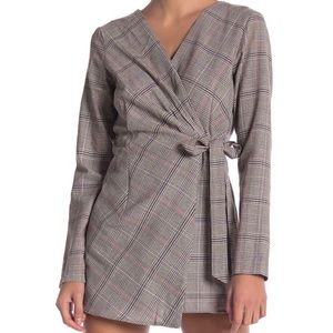 Dresses & Skirts - Plaid Romper